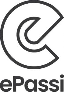 Epassi Logo New Grey
